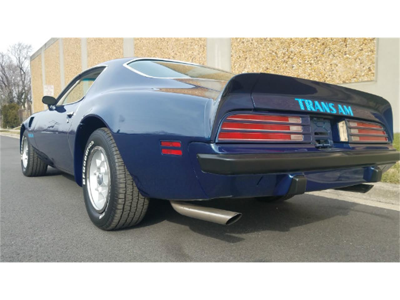 Large Picture of '74 Firebird Trans Am - $78,900.00 - MO89