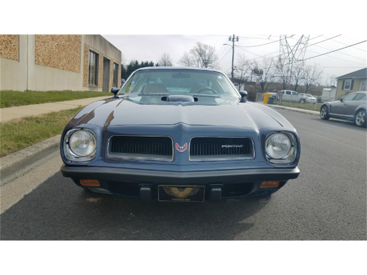 Large Picture of 1974 Pontiac Firebird Trans Am - MO89