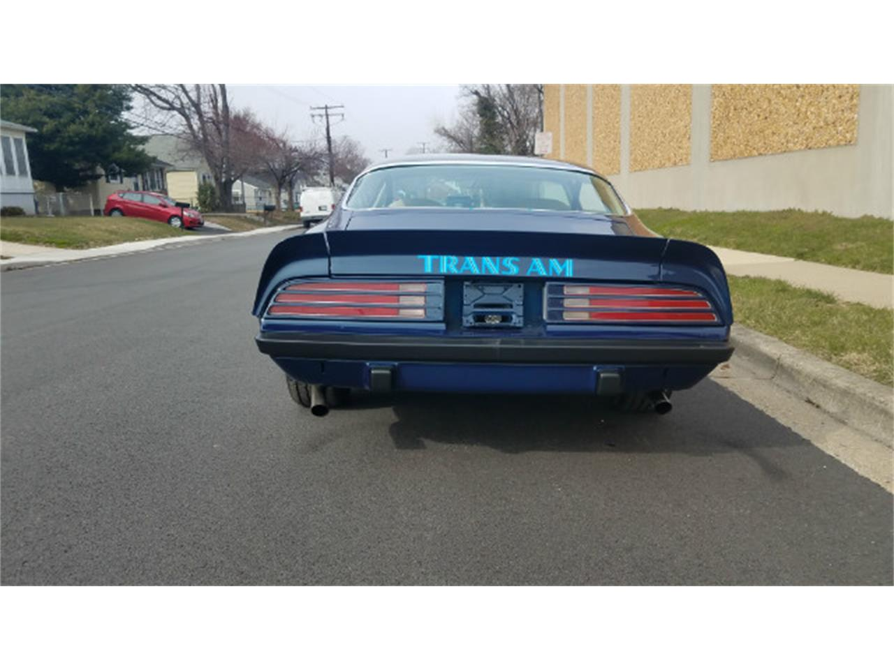 Large Picture of 1974 Firebird Trans Am located in Linthicum Maryland - $78,900.00 - MO89