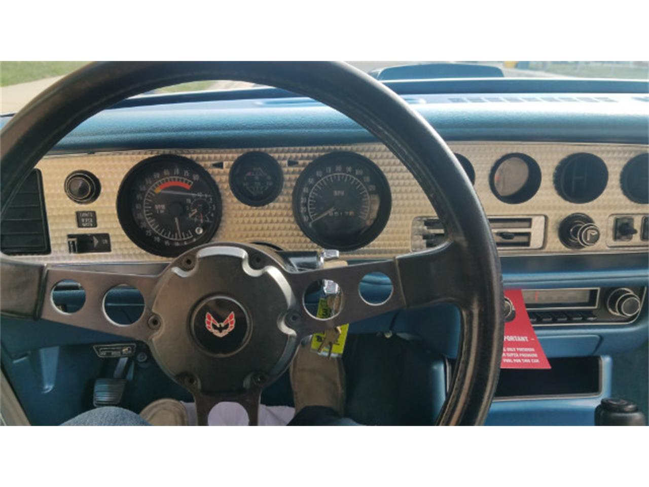 Large Picture of '74 Firebird Trans Am Offered by Universal Auto Sales - MO89