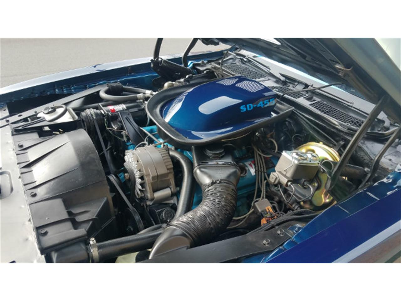 Large Picture of 1974 Firebird Trans Am located in Linthicum Maryland - $78,900.00 Offered by Universal Auto Sales - MO89