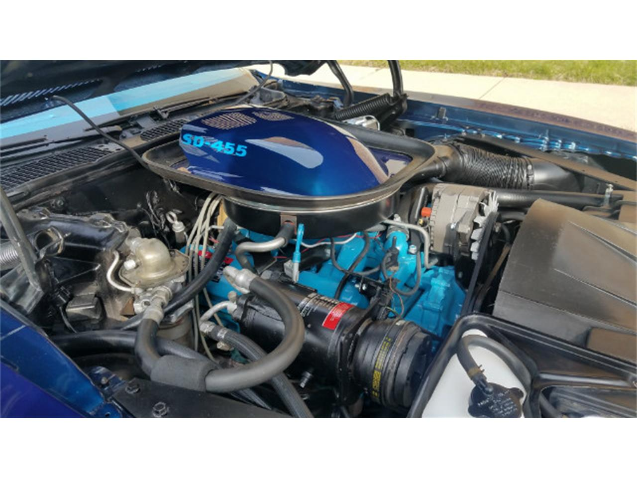 Large Picture of '74 Firebird Trans Am - MO89