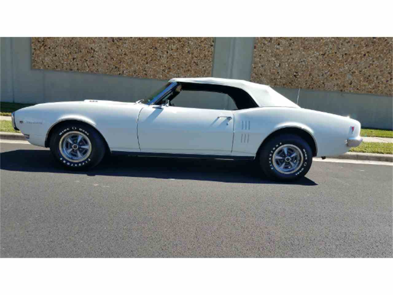 Large Picture of '68 Firebird - MO8B
