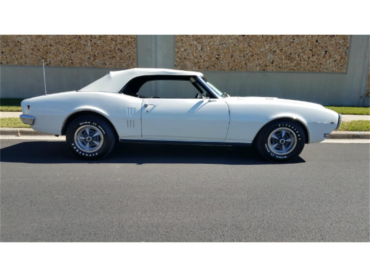 Large Picture of 1968 Pontiac Firebird located in Maryland - MO8B