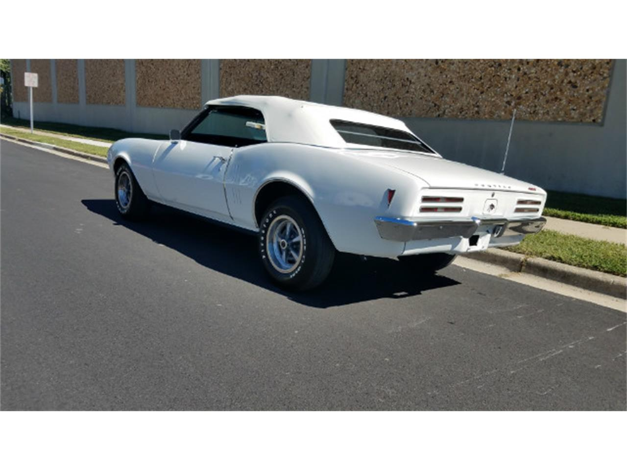 Large Picture of Classic '68 Pontiac Firebird located in Linthicum Maryland - MO8B