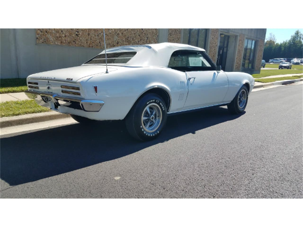 Large Picture of 1968 Firebird located in Maryland - $53,900.00 Offered by Universal Auto Sales - MO8B