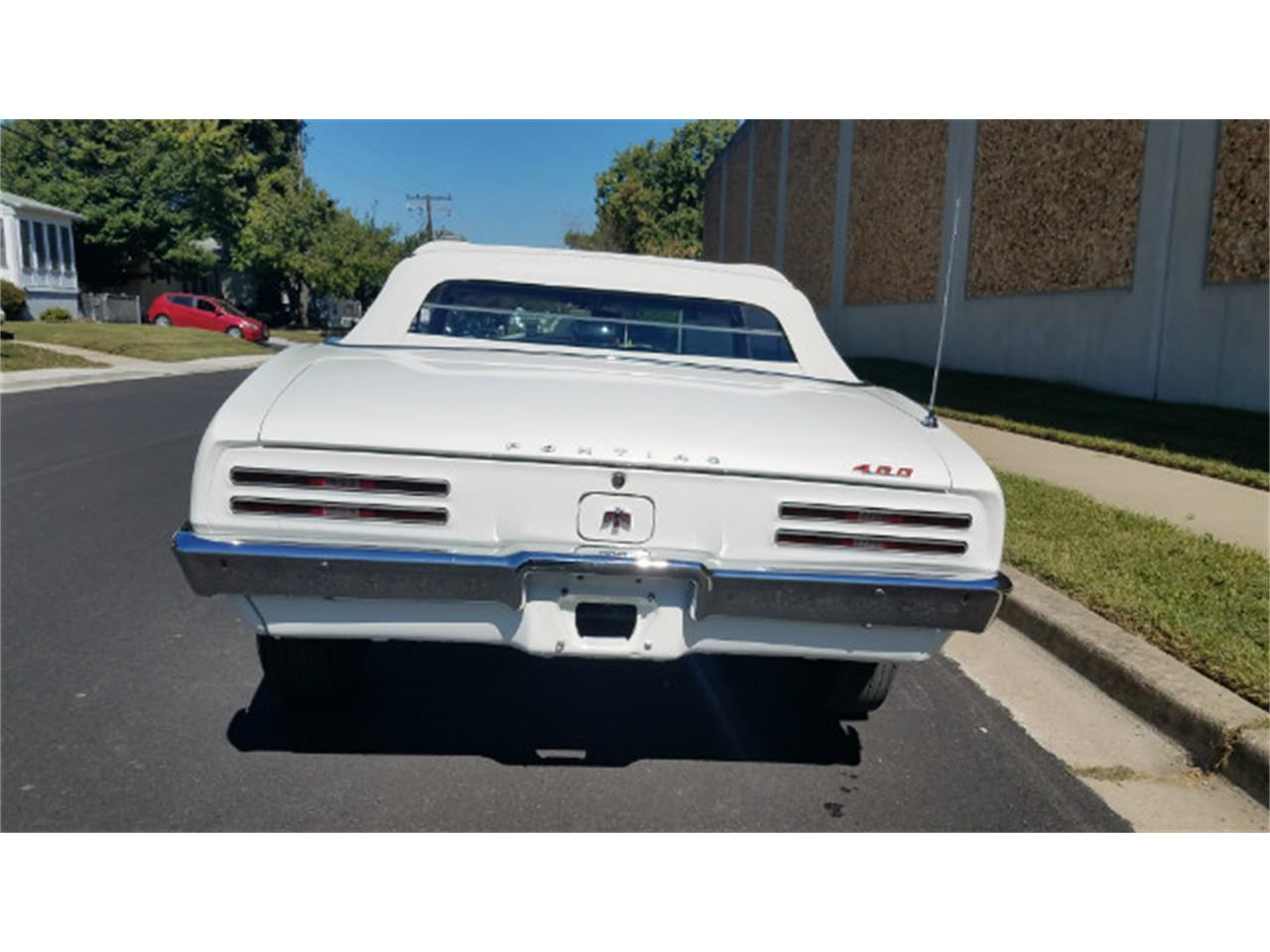 Large Picture of Classic 1968 Pontiac Firebird located in Maryland - $53,900.00 Offered by Universal Auto Sales - MO8B