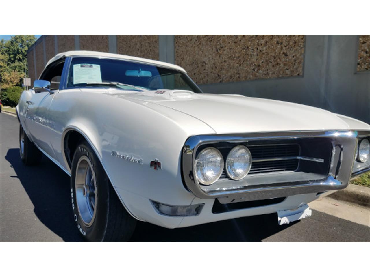 Large Picture of 1968 Pontiac Firebird located in Linthicum Maryland - $53,900.00 - MO8B