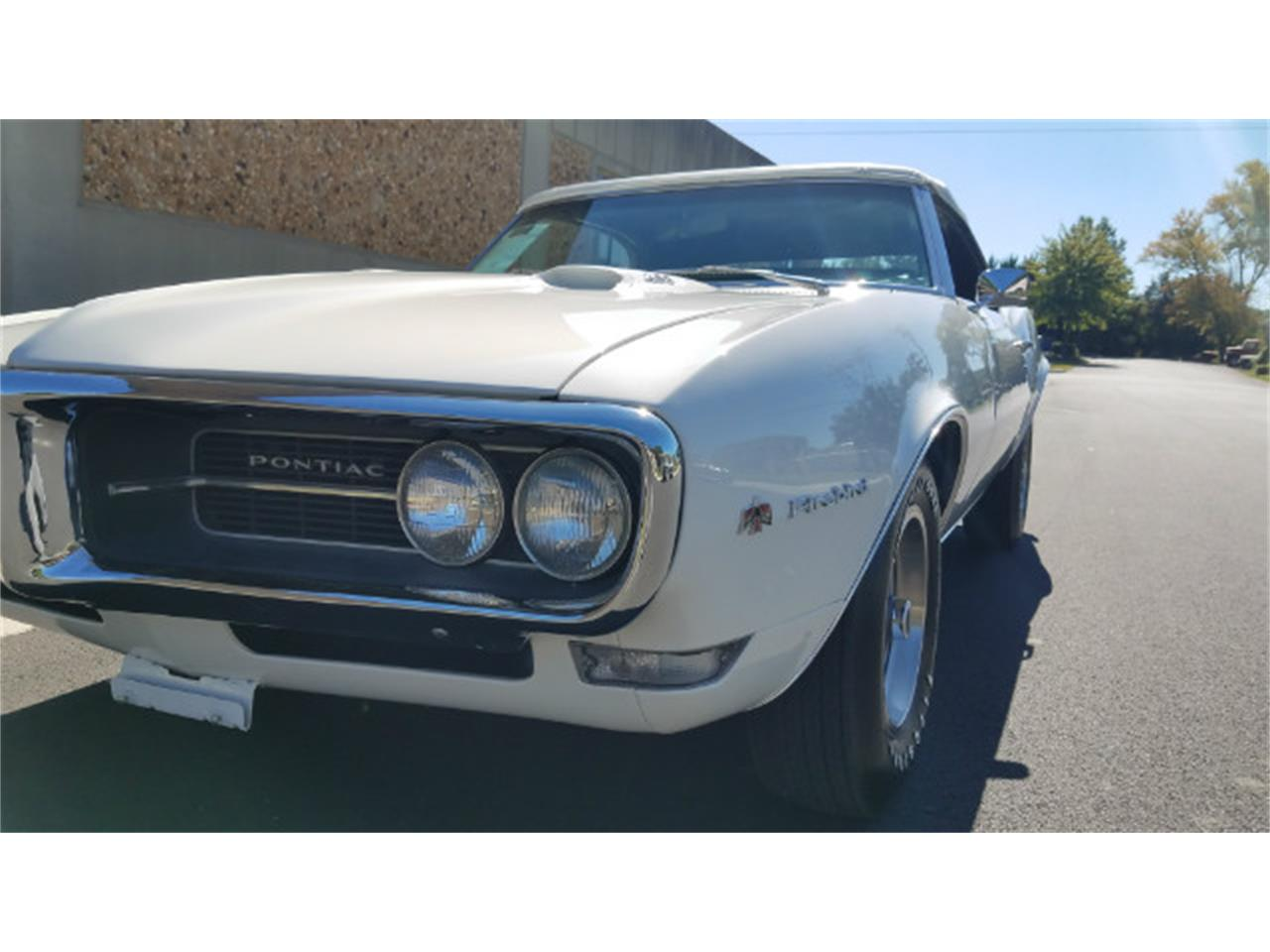 Large Picture of '68 Pontiac Firebird located in Linthicum Maryland - $53,900.00 Offered by Universal Auto Sales - MO8B