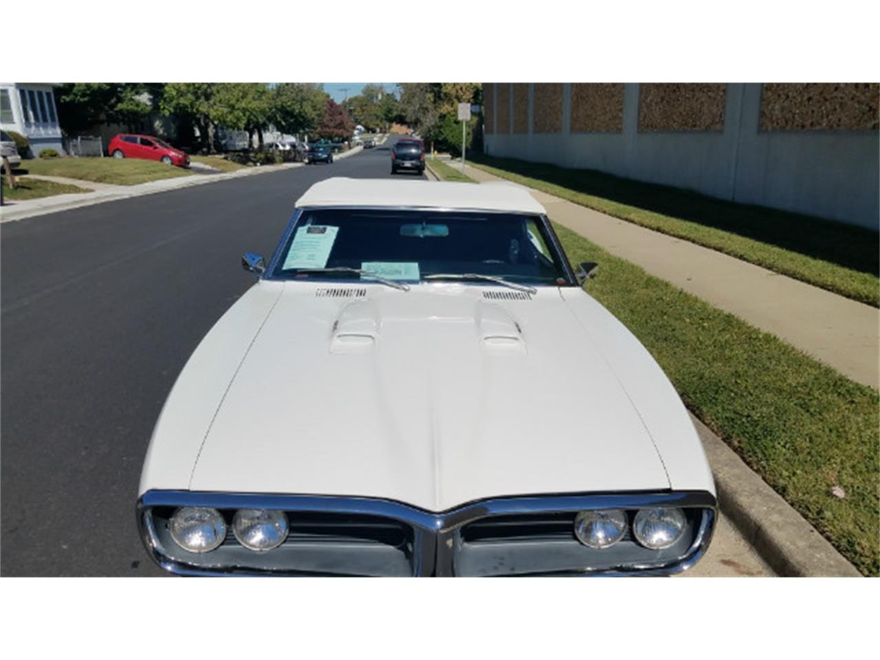 Large Picture of 1968 Firebird located in Maryland - MO8B