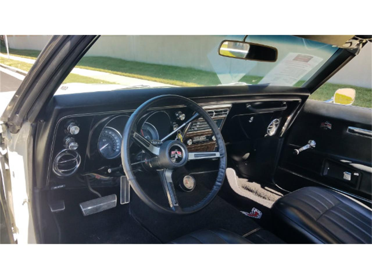 Large Picture of Classic '68 Firebird located in Linthicum Maryland Offered by Universal Auto Sales - MO8B