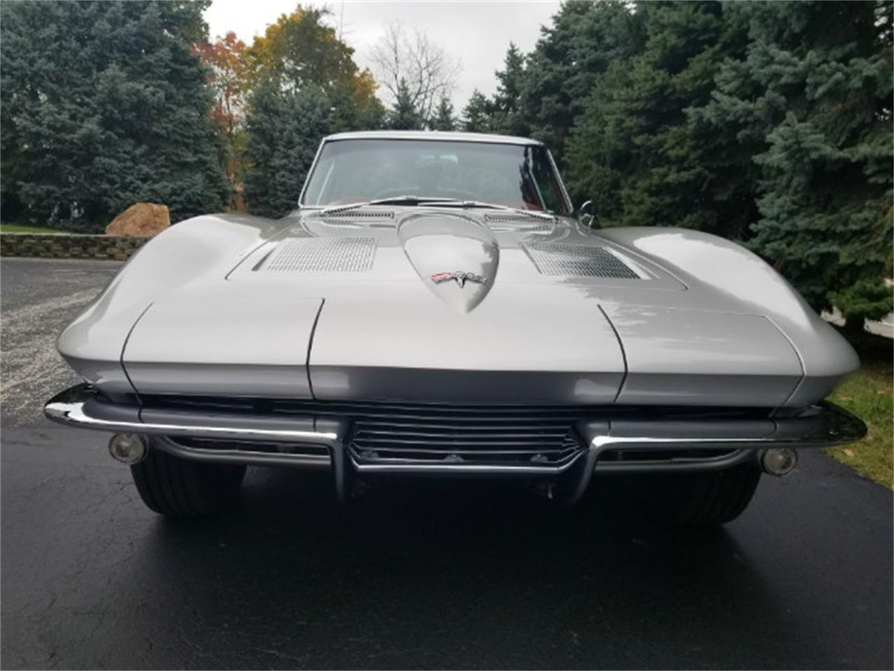 Large Picture of '63 Corvette - MO8F