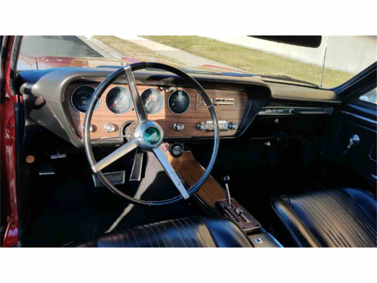 Large Picture of '67 GTO - MO8G
