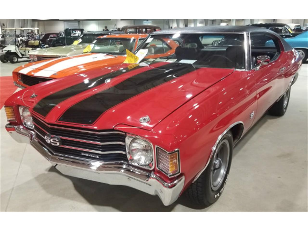 Large Picture of '72 Chevelle - MO8H
