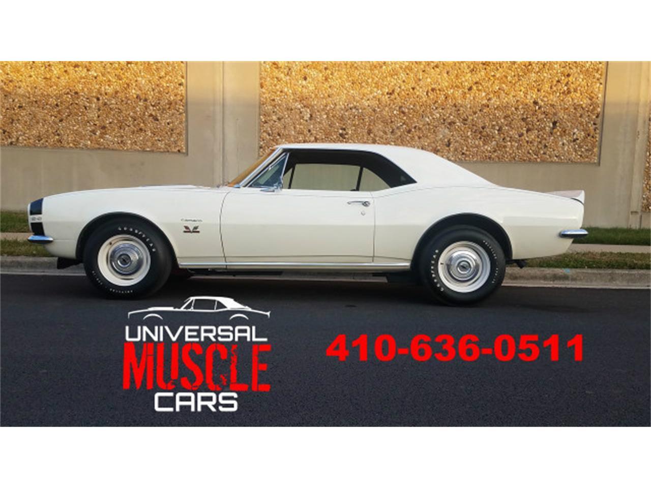 Large Picture of '67 Camaro - MO8I