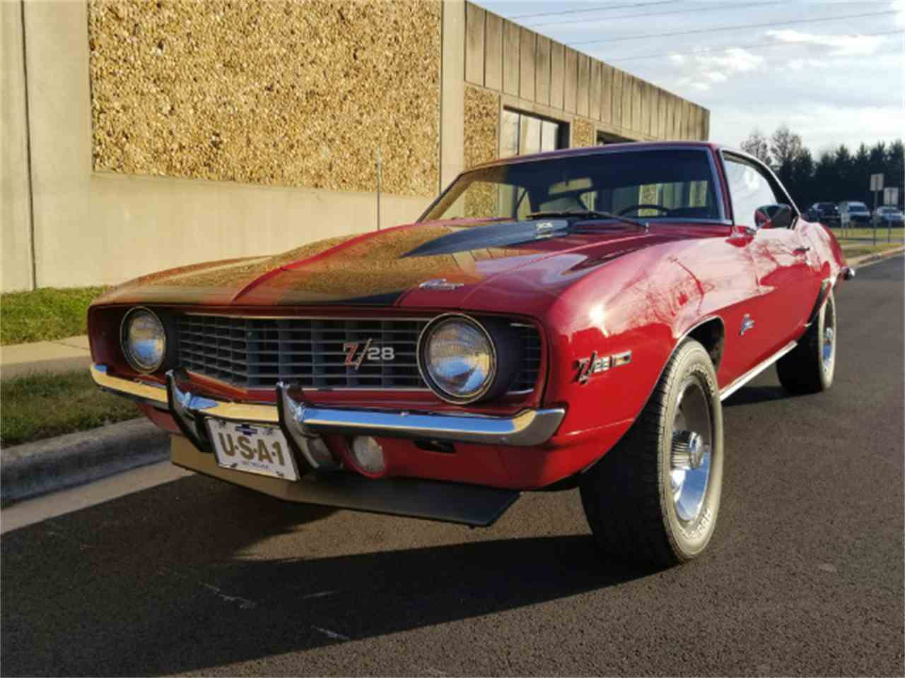 Large Picture of '69 Camaro - MO8J