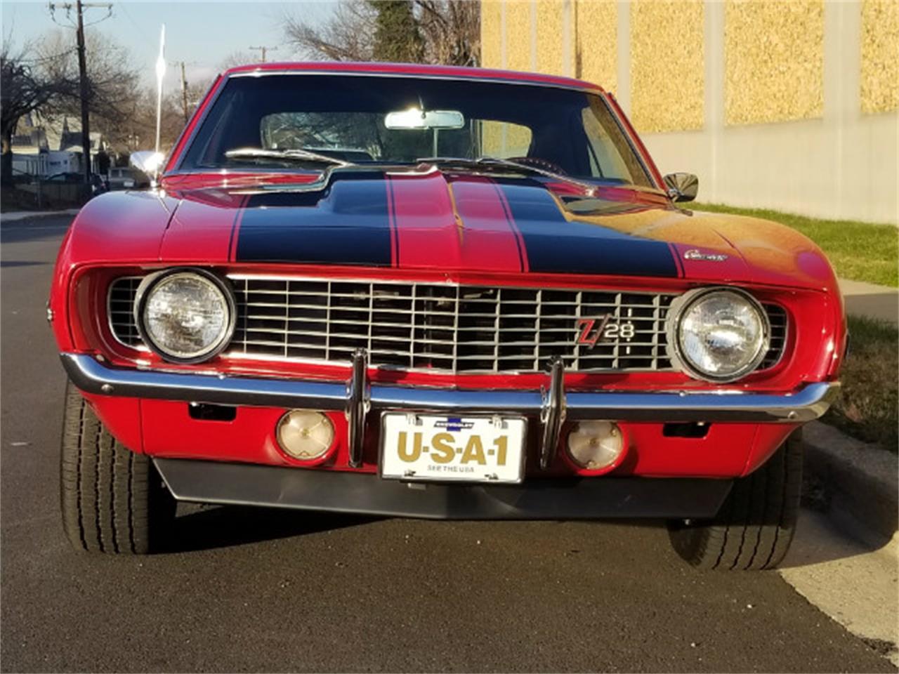 Large Picture of '69 Camaro - MO8J