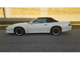 Picture of 1989 Chevrolet Camaro located in Linthicum Maryland - MO8K
