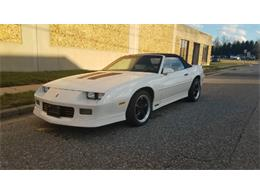 Picture of '89 Chevrolet Camaro located in Maryland Offered by Universal Auto Sales - MO8K