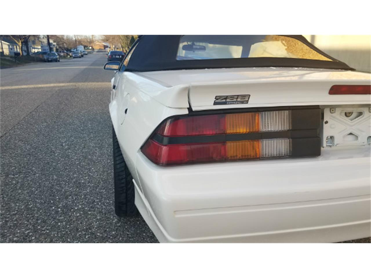 Large Picture of 1989 Camaro located in Linthicum Maryland - MO8K