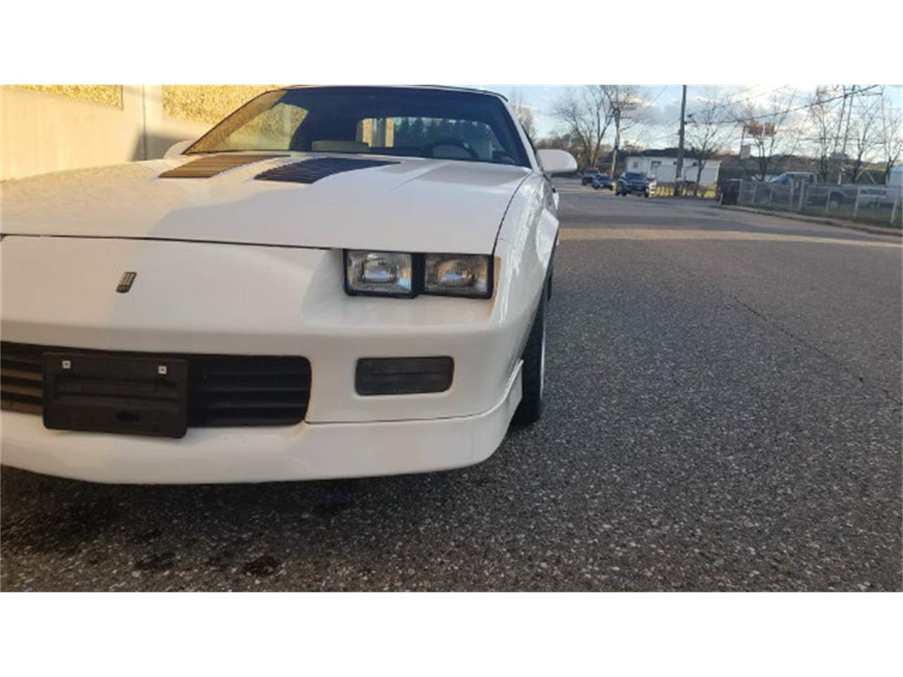 Large Picture of '89 Camaro located in Maryland Offered by Universal Auto Sales - MO8K