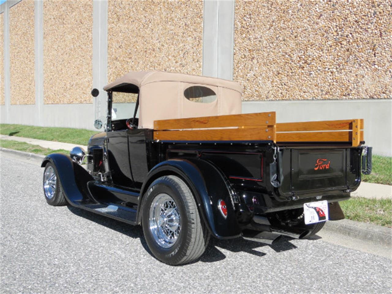 Large Picture of '29 1 Ton Flatbed - MO8N