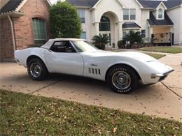 Picture of Classic 1969 Corvette located in Scottsdale Arizona - MO8Q