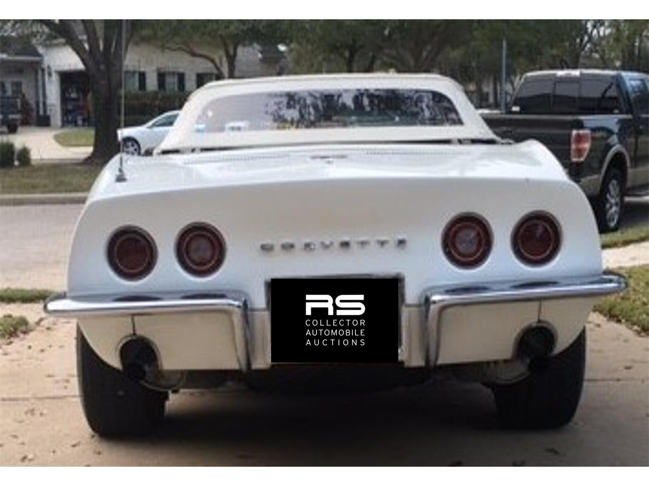 Large Picture of '69 Corvette located in Arizona Auction Vehicle - MO8Q