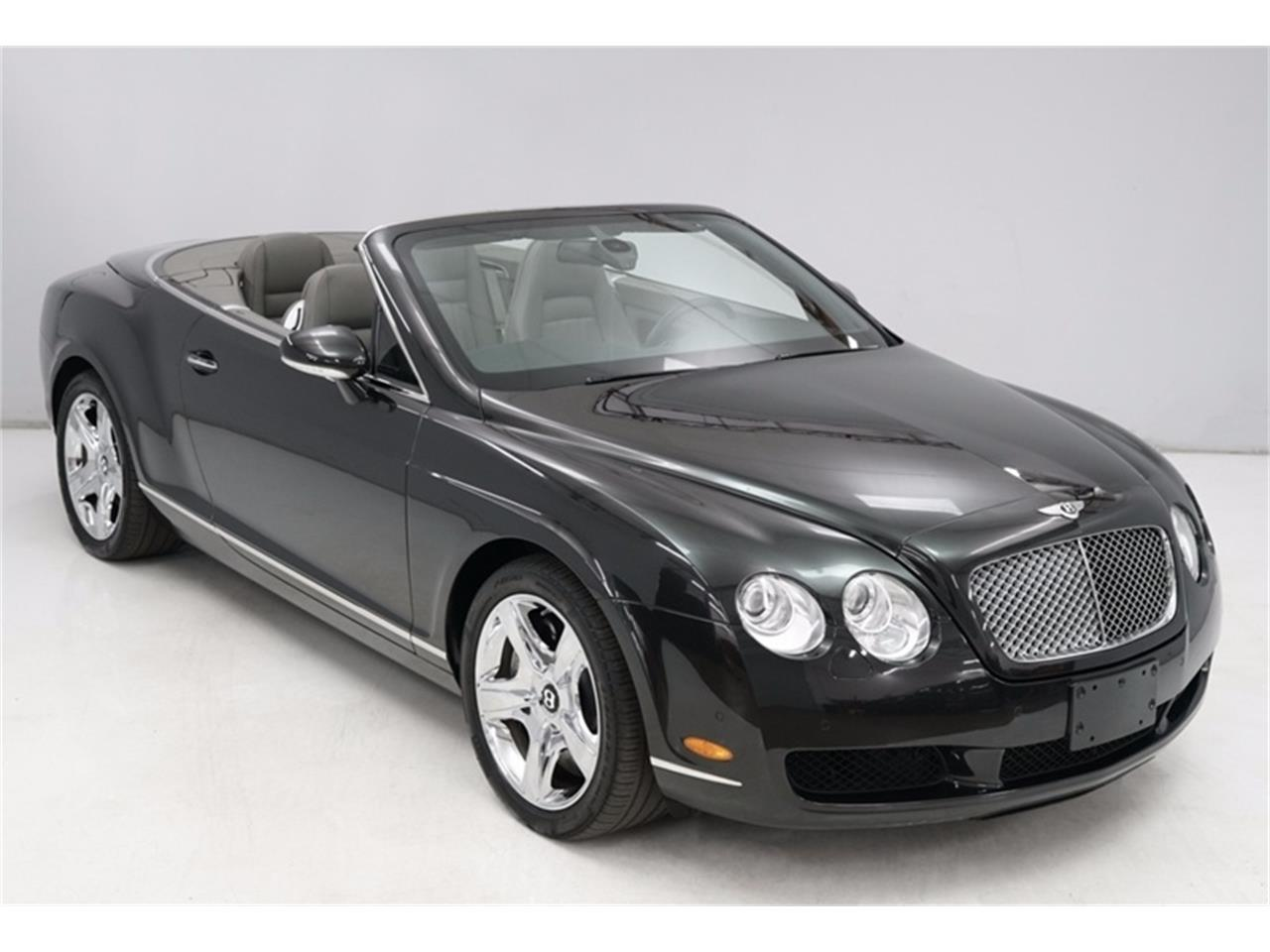 Large Picture of '08 Continental GTC - MO8V