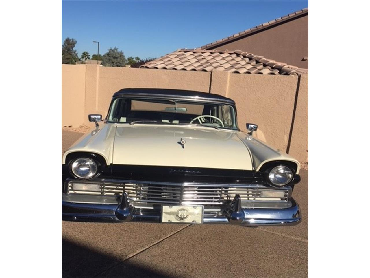 Large Picture of 1957 Ford Fairlane 500 Auction Vehicle Offered by Russo and Steele - MO8W