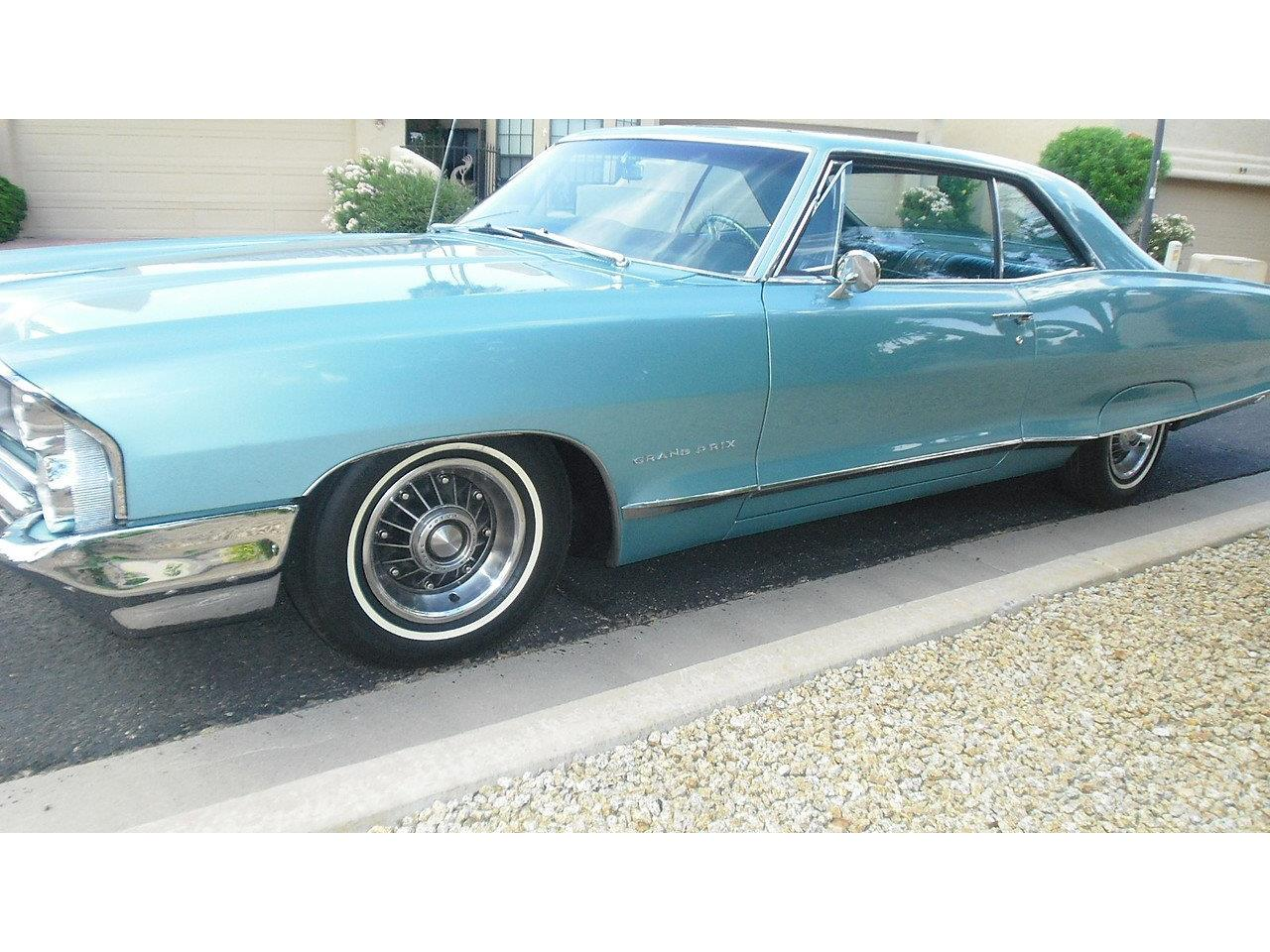 Large Picture of '65 Pontiac Grand Prix Auction Vehicle - MO8Y
