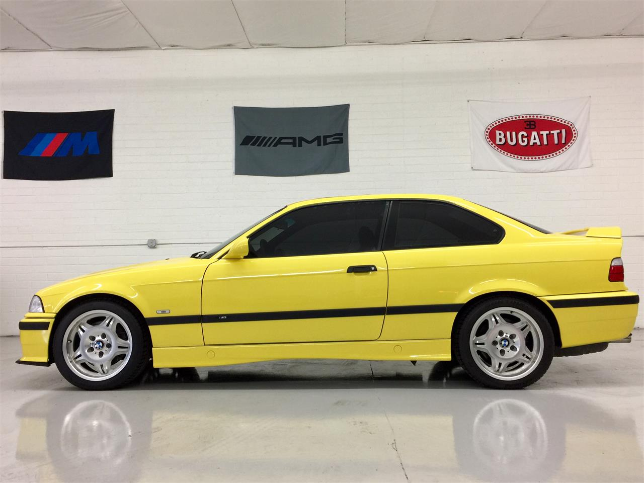 Large Picture of 1997 BMW M3 - MO91
