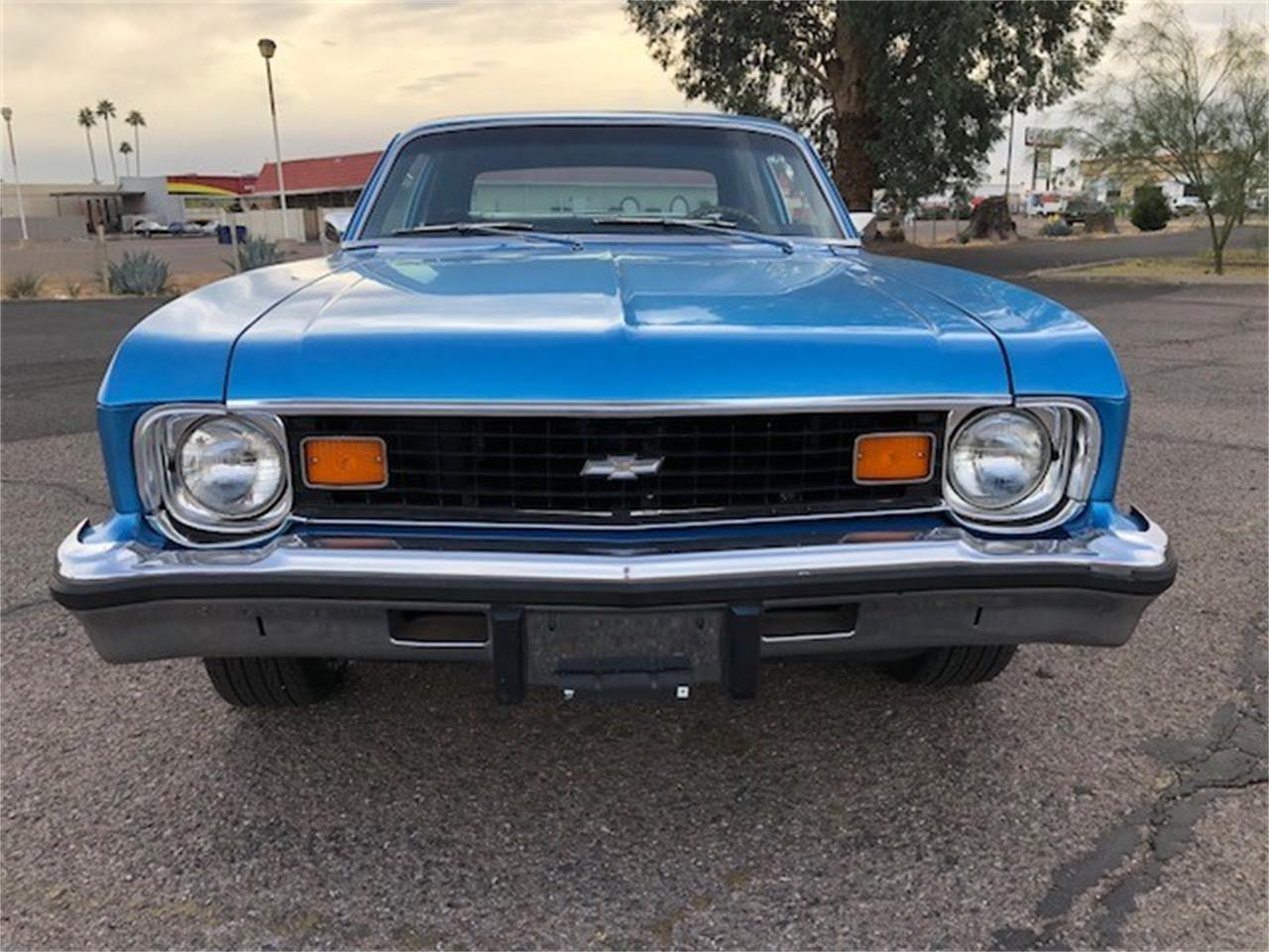 Large Picture of '74 Nova - MO93