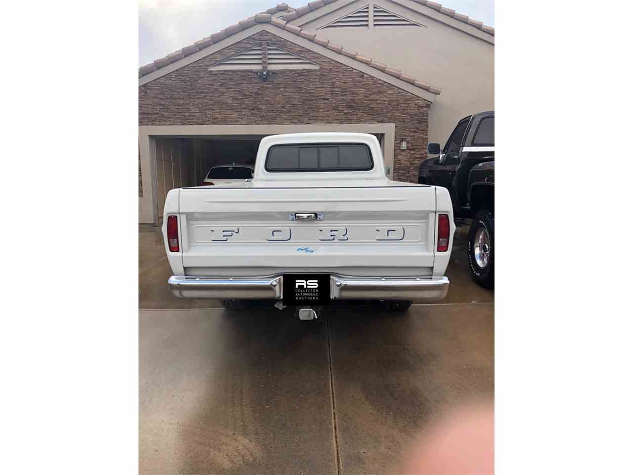 Large Picture of 1967 Ford F100 Auction Vehicle - MO94