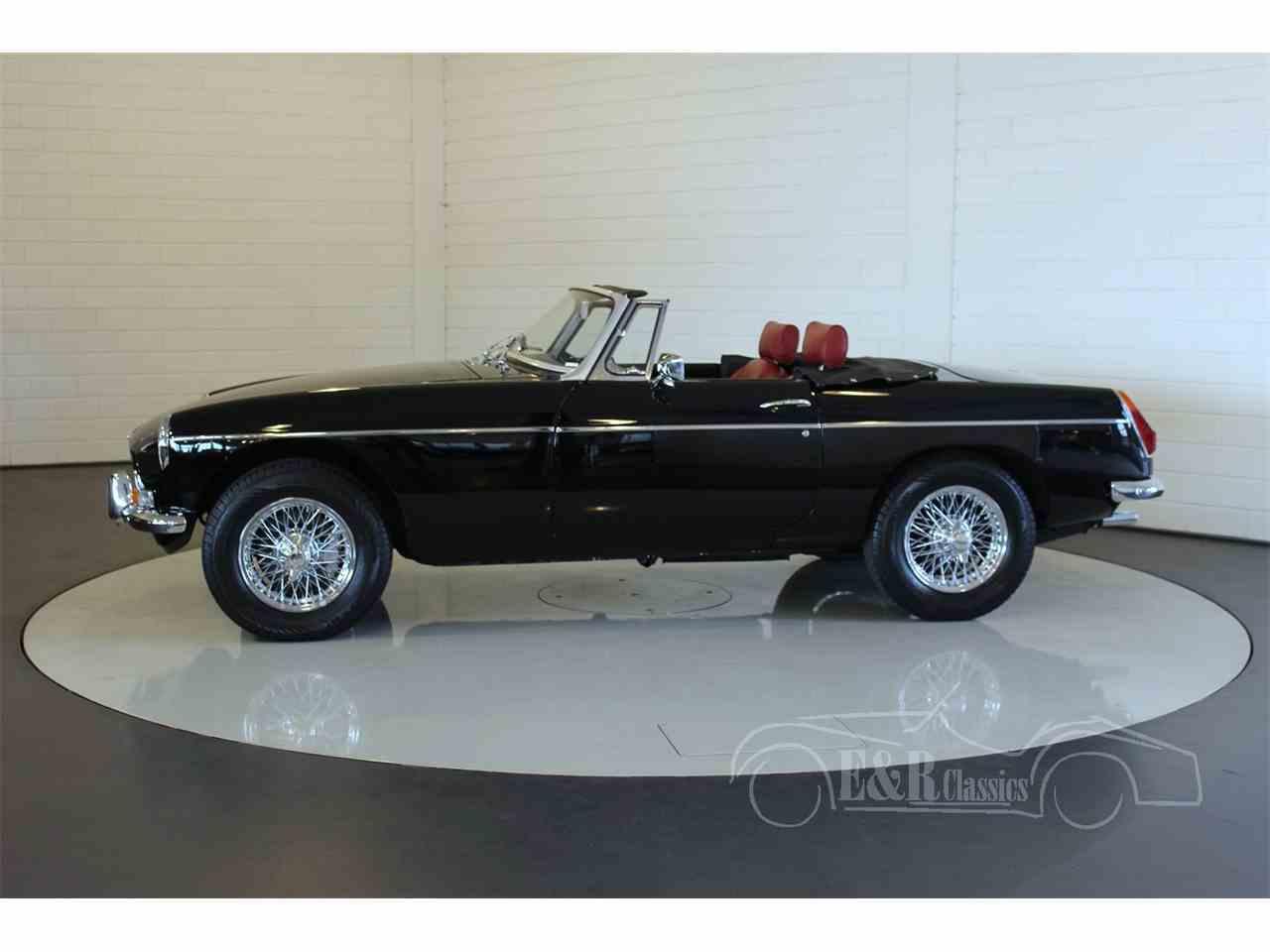 Large Picture of '79 MGB - MO9F
