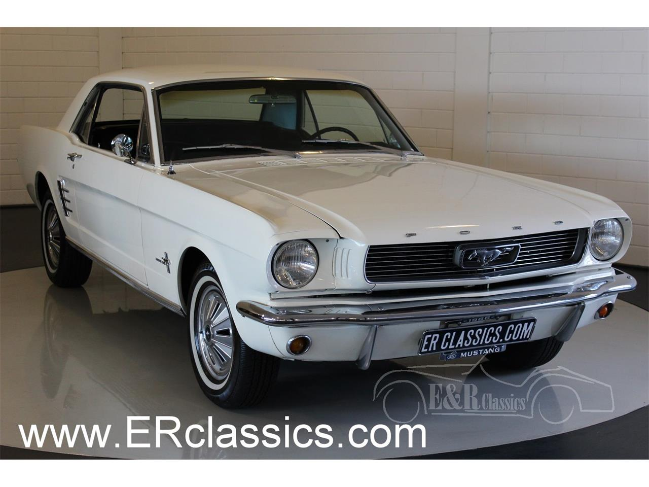 Large Picture of 1966 Ford Mustang Offered by E & R Classics - MO9G