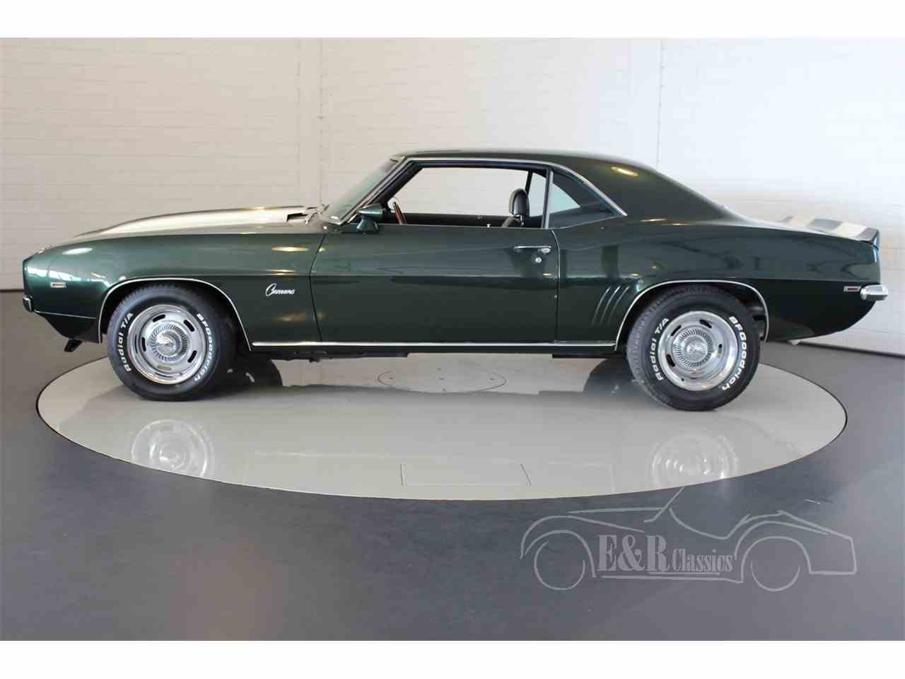 Large Picture of '69 Camaro - MO9H