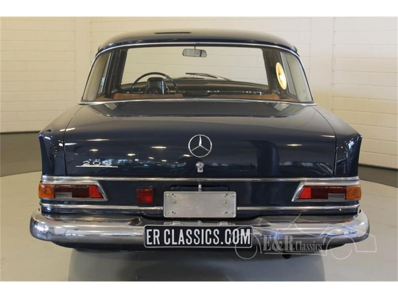 Large Picture of 1967 Mercedes-Benz 200 - $30,300.00 Offered by E & R Classics - MO9J
