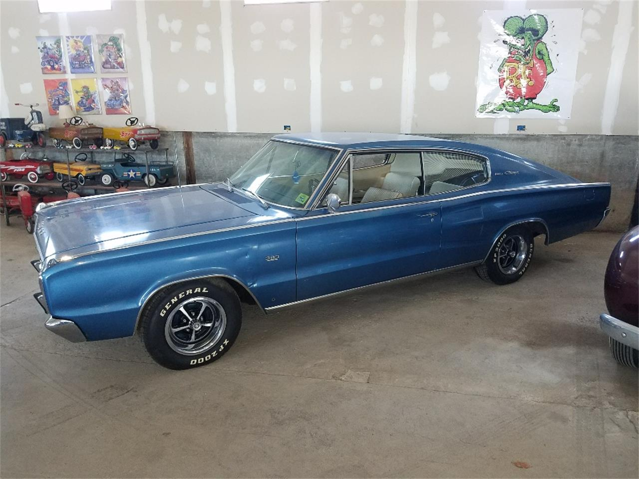 Large Picture of '67 Charger - MO9L