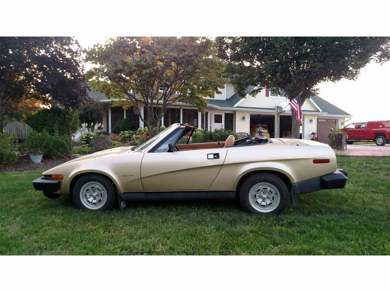 1982 Triumph TR8 for Sale | ClassicCars.com | CC-1057883