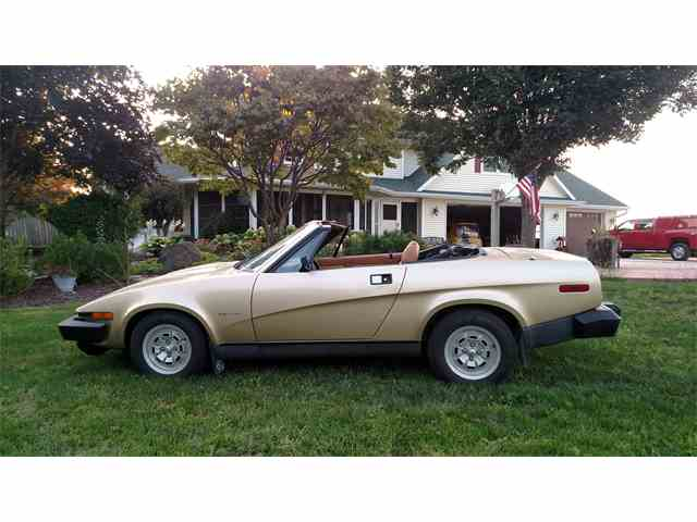 Picture of '82 TR8 - MO9N
