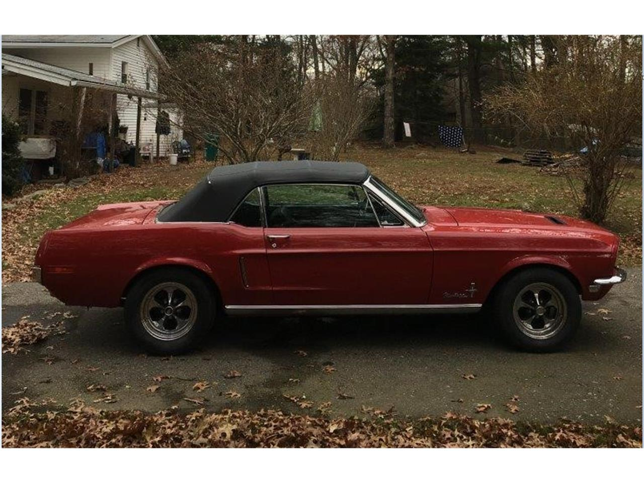 Large Picture of '68 Mustang - MO9S