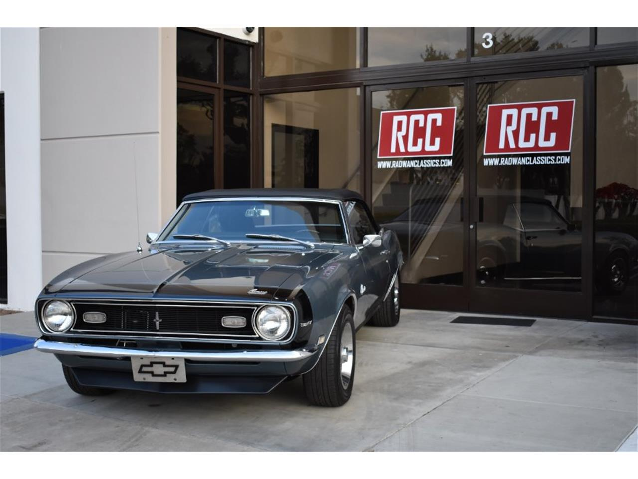 Large Picture of 1968 Camaro Offered by Radwan Classic Cars - MO9U