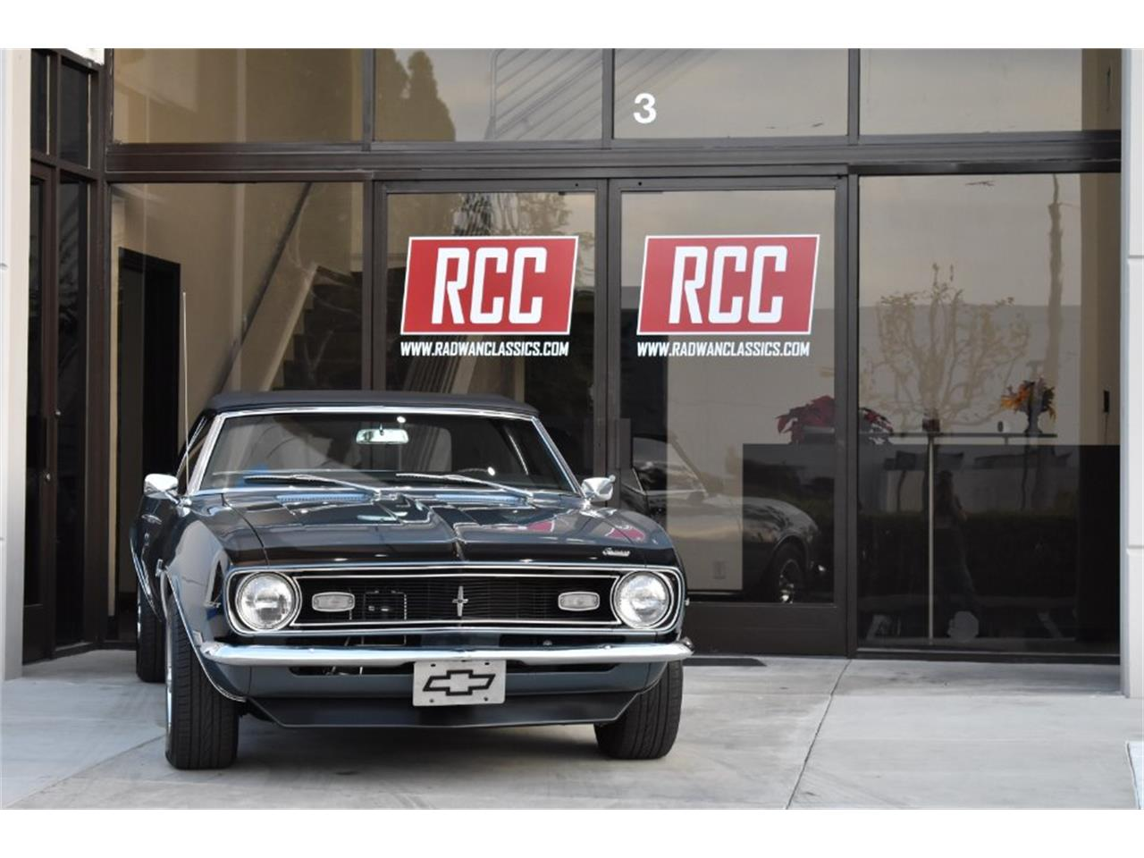 Large Picture of Classic '68 Camaro located in Irvine California - $47,900.00 Offered by Radwan Classic Cars - MO9U
