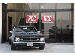 Picture of Classic 1968 Chevrolet Camaro located in Irvine California - $47,900.00 Offered by Radwan Classic Cars - MO9U