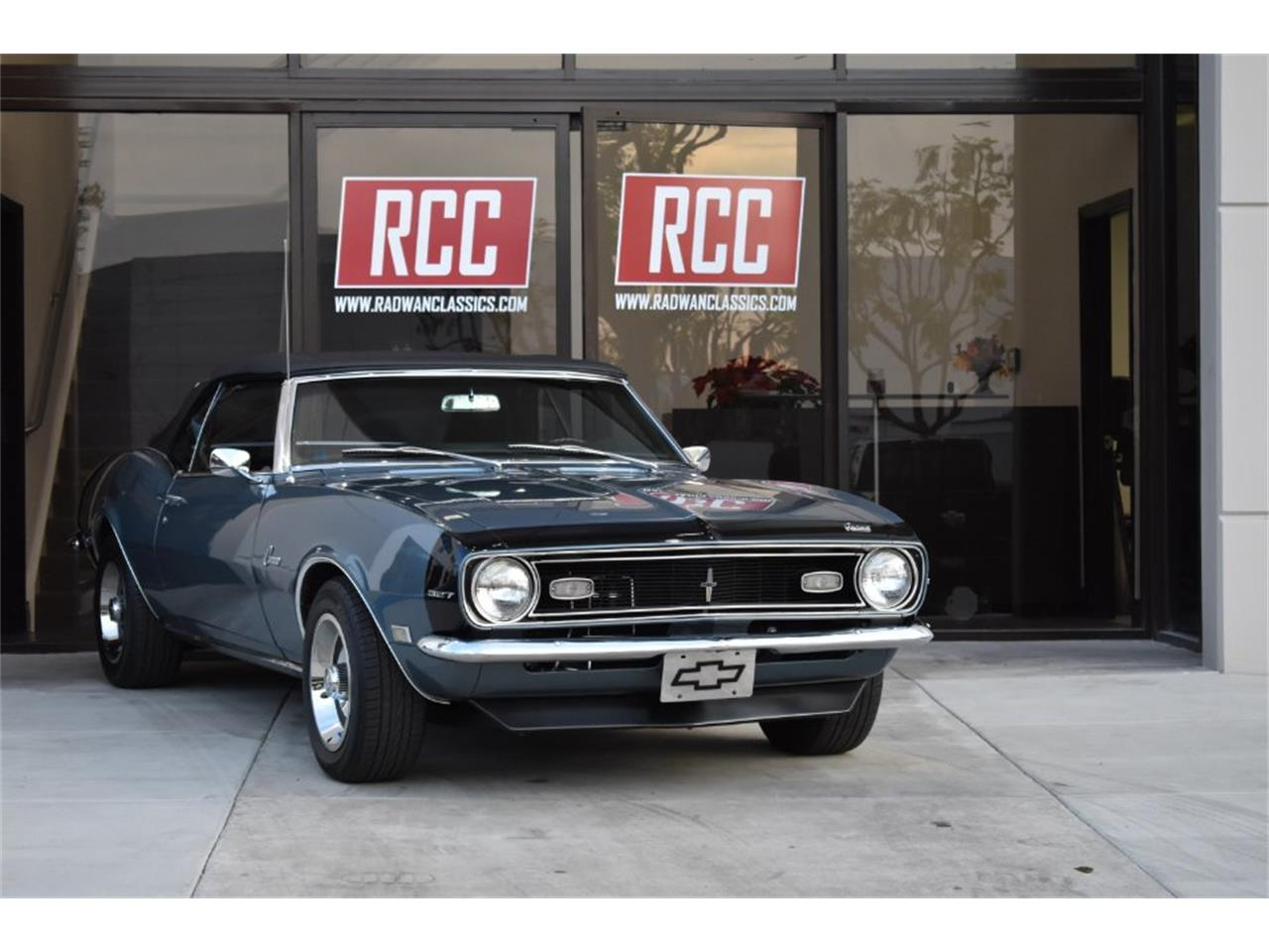 Large Picture of Classic '68 Chevrolet Camaro - $47,900.00 Offered by Radwan Classic Cars - MO9U