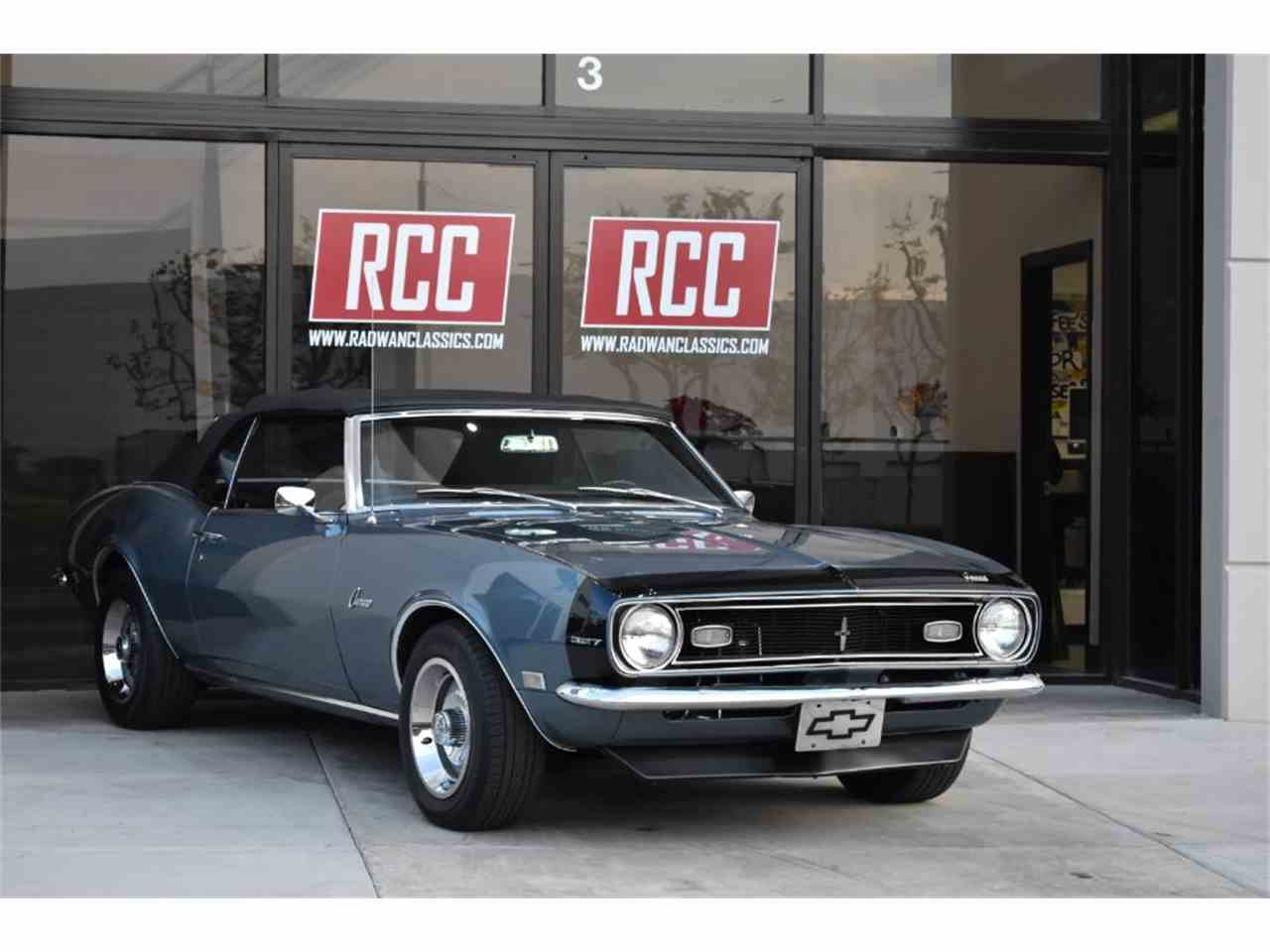 Large Picture of 1968 Camaro located in California - $47,900.00 Offered by Radwan Classic Cars - MO9U