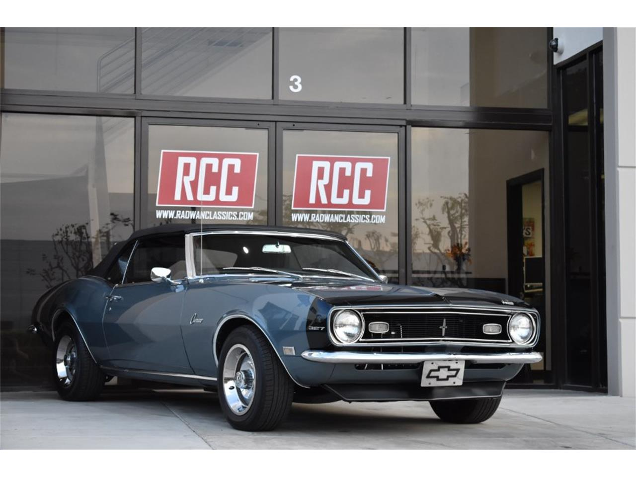 Large Picture of 1968 Chevrolet Camaro located in California - $47,900.00 Offered by Radwan Classic Cars - MO9U