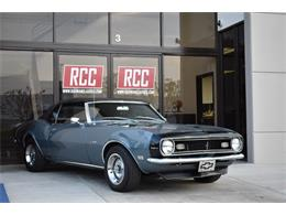 Picture of Classic '68 Chevrolet Camaro located in Irvine California - $47,900.00 Offered by Radwan Classic Cars - MO9U