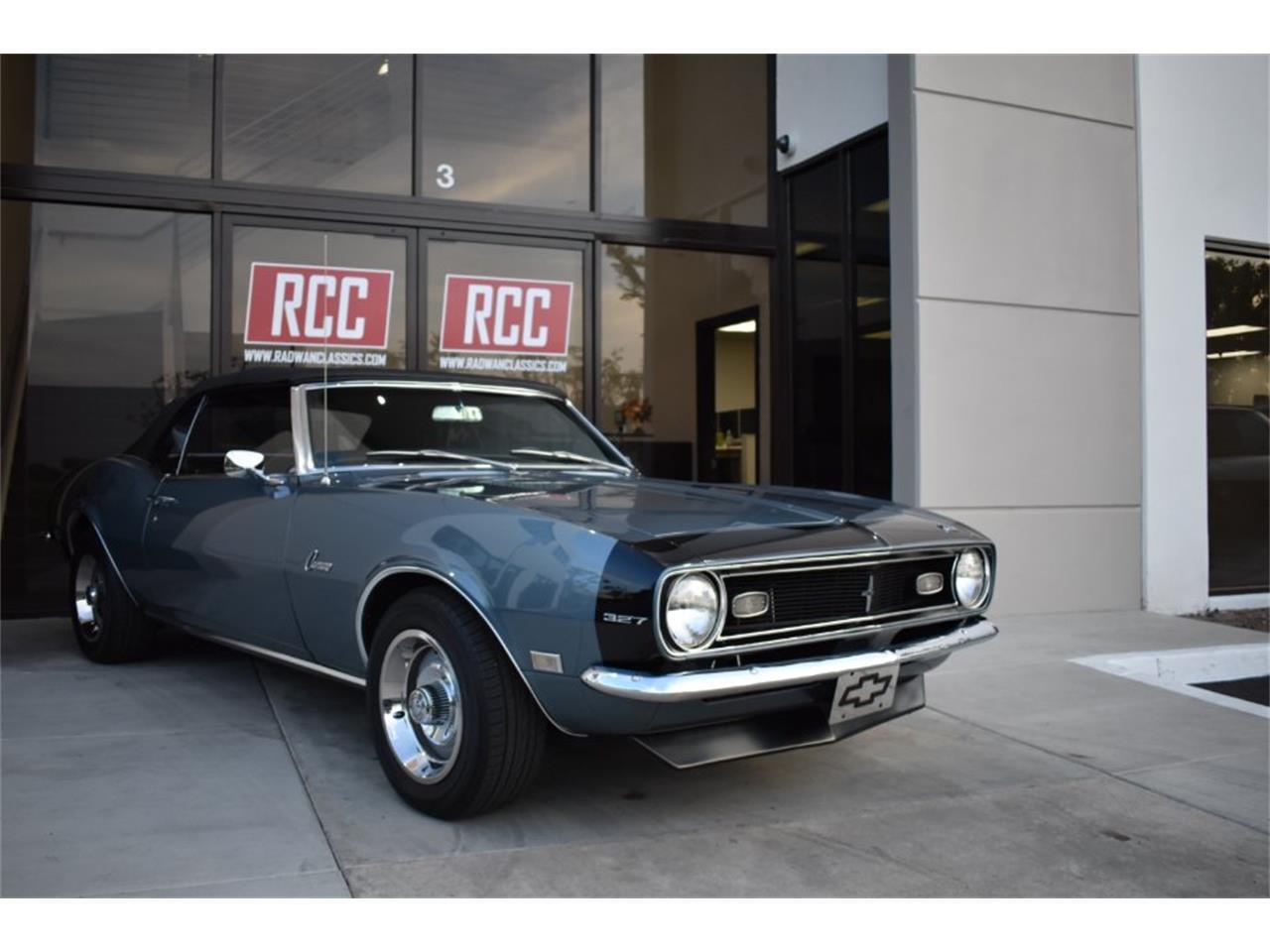 Large Picture of Classic '68 Camaro located in California - $47,900.00 - MO9U
